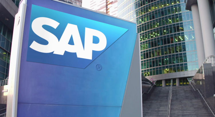 SAP Logo Building